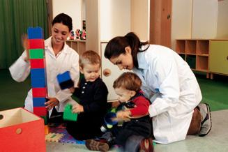 Operatore socio assistenziale per l'infanzia