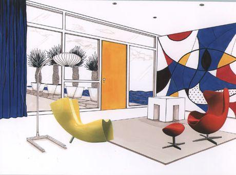 Corsi Professionali: Interior Design