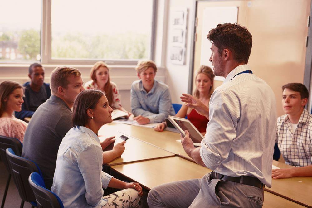 Corso per diventare insegnante